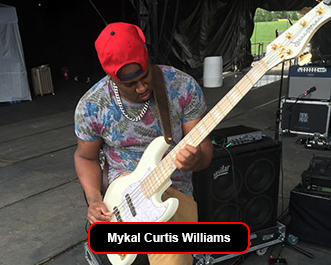Mykal Curtis Williams
