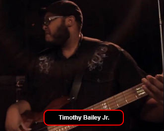 Timothy Bailey Jr.