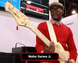 Walter Barnes Jr.